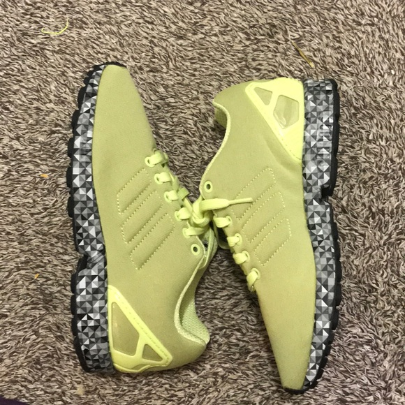adidas Shoes - YELLOW/ HIGHLIGHTER ADIDAS SNEAKERS